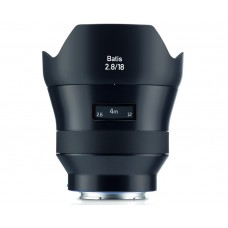 CARL ZEISS BATIS 2.8/18MM E-MOUNT